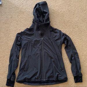 Lululemon Full Zip Rain Jacket